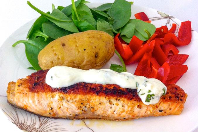 Morroccan-salmon