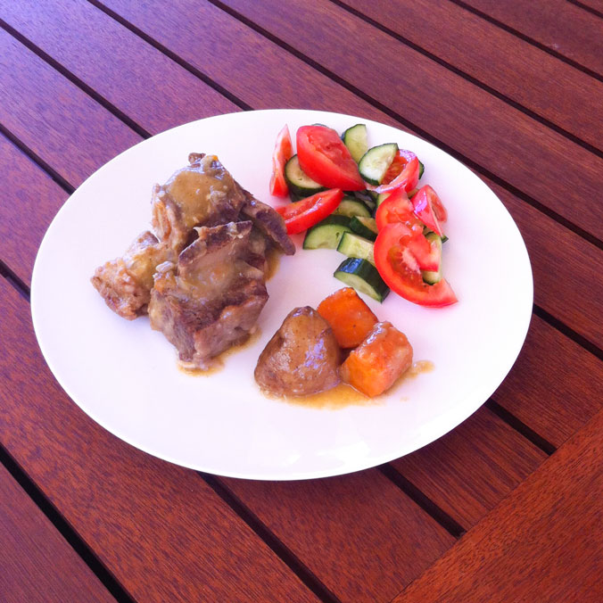 Beef Slow-Cooked Short Ribs | Eat well / Move well / Live well
