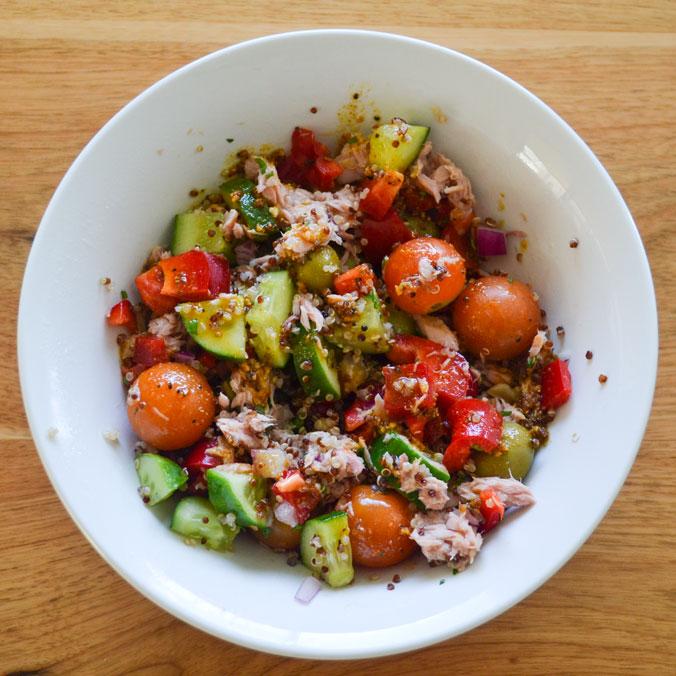 tuna-quinoa-salad