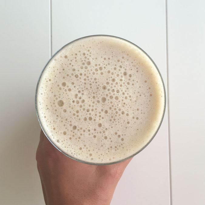 creamy-peanut-butter-and-banana-smoothie