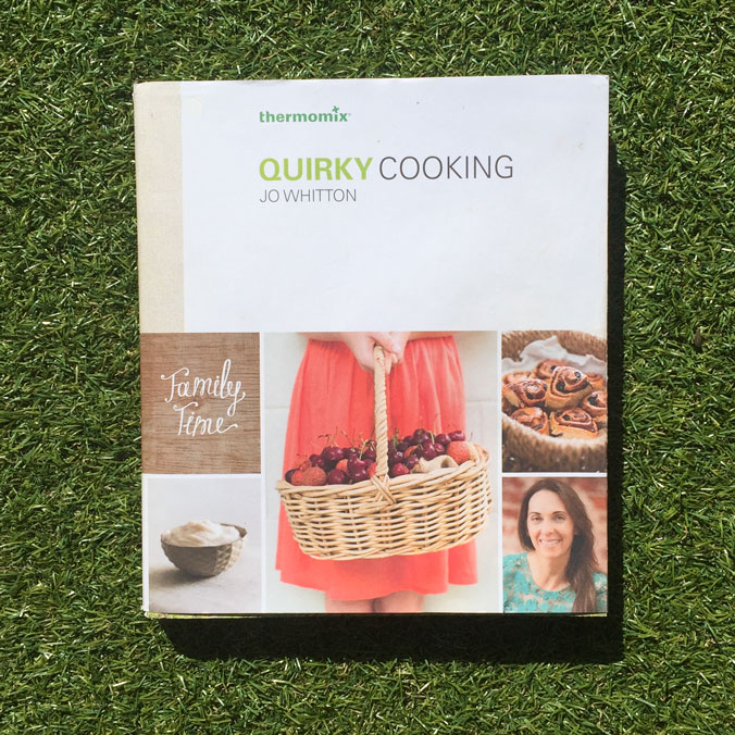 quirky cooking book review