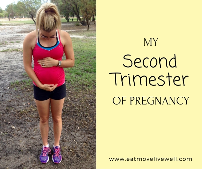 My Second Trimester of Pregnancy